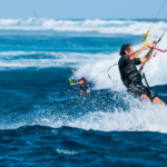 wave kite surf cruise
